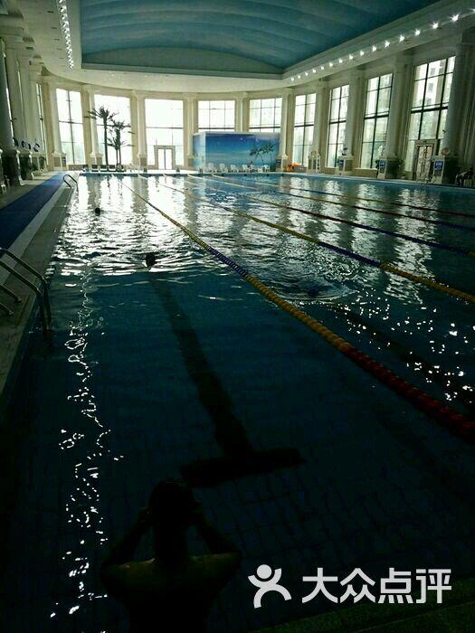 波顿游泳羽毛球国际运动健身中心-图片-鞍山运