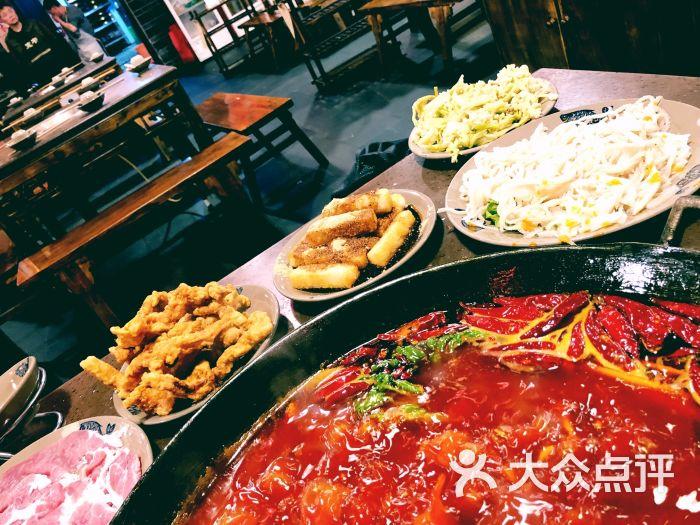 十八梯图片重庆老天下(一品美食店)火锅-第1张地道江门图片