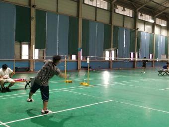 奥体羽毛球馆