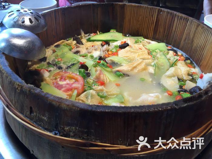 渔猫子木桶鱼(白果林店)-图片-成都美食-大众点评网