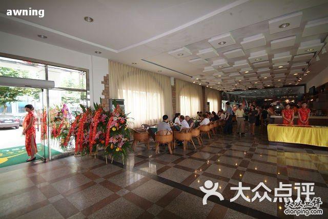 上海东镇高尔夫练习场-签到台图片-上海运动健身-大众
