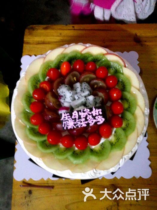 麦兜心语蛋糕(河西店)图片 - 第1张