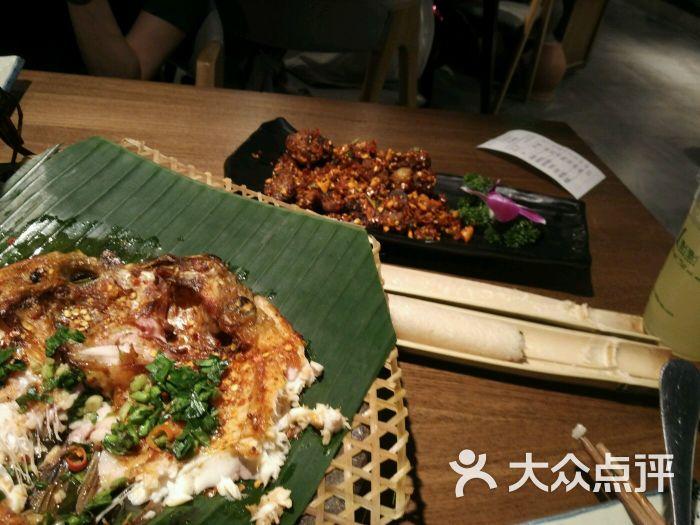 彩泥云南菜孔雀餐厅(金桥国际店)的全部点评-上海