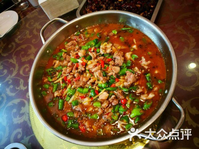 鸿鹤仔姜鲜锅兔-图片-自贡美食-大众点评网
