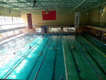 奥星游泳馆