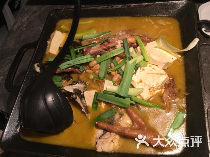 锅殿(千岛湖铁锅菜)铁锅鱼头图片 - 第1047张
