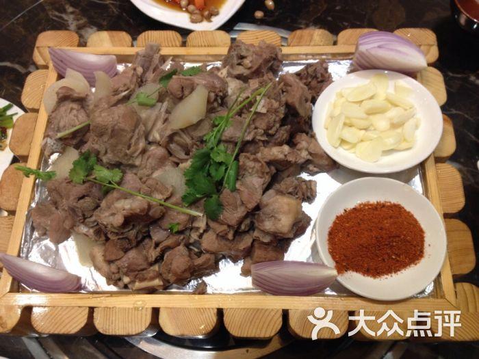 西安大家烤羊庄(大雁塔店)-手抓羊肉图片-西安美食