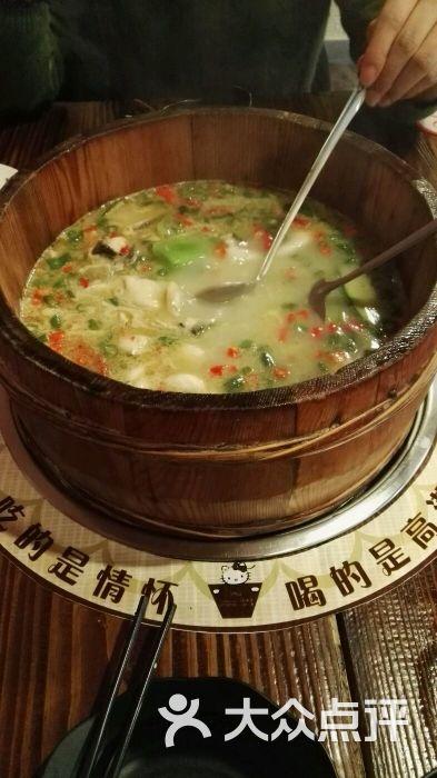 渔帅木桶鱼(奥体店)--环境图片-南京美食-大众点评网