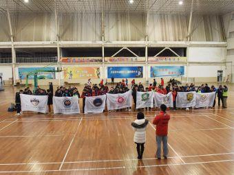 上海市崇明中学体育馆