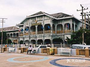 湄南河交通船