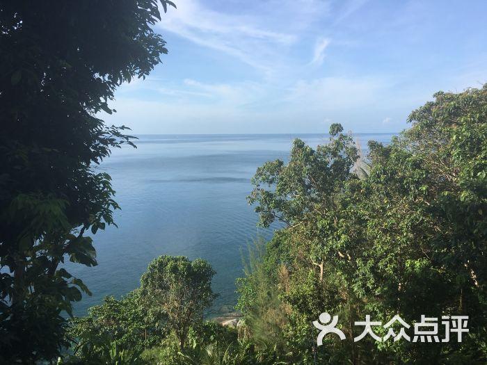 普吉悬崖别墅酒店别墅秘密-第3张五环图片的外北图片