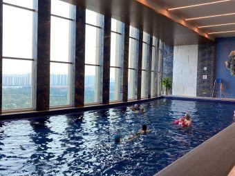 新青海喜来登酒店 健身中心·泳池
