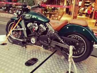 印第安摩托车(广西店)
