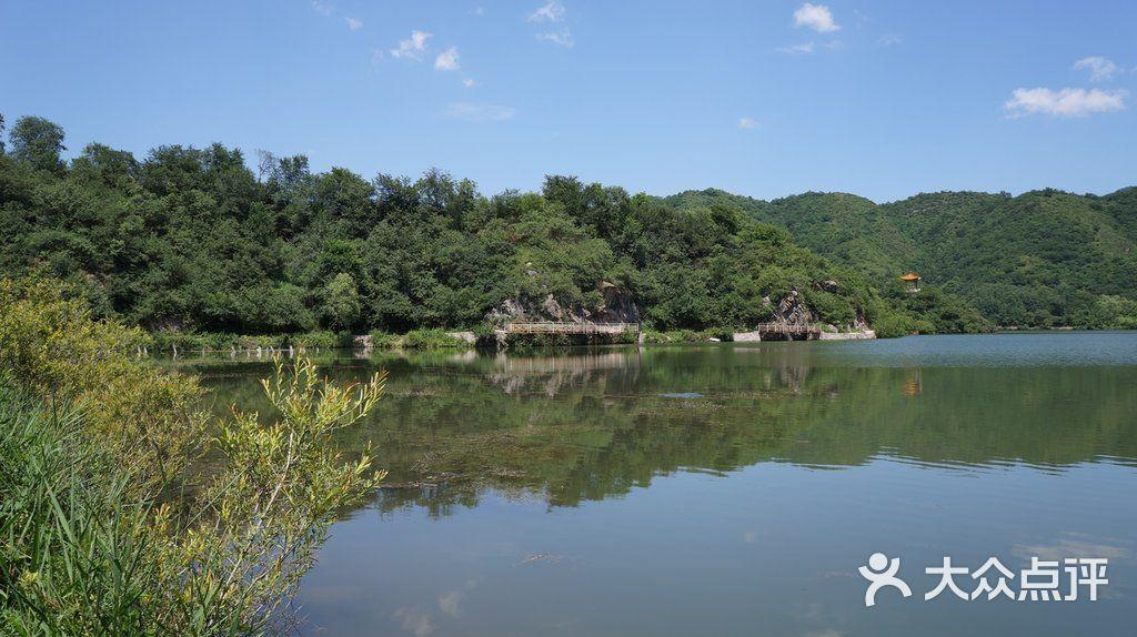 玉渡山自然风景区(延庆)-忘忧湖-环境-忘忧湖图片-区