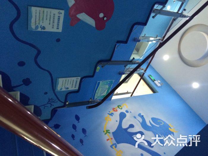幼儿海洋风边框卡通
