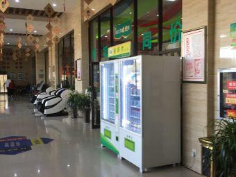 横山服务区-停车场