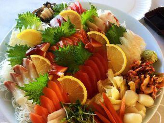 Pacific Fish Center & Restaurant