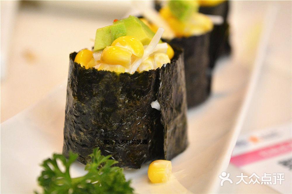 shen)创意轻食料理-水果军舰寿司图片-厦门