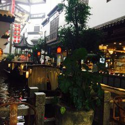 苏州江南大院人均消费_苏州码头烟雨江南图片