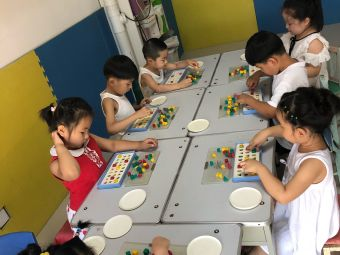 田老师感统学能3·3·3思维训练基地