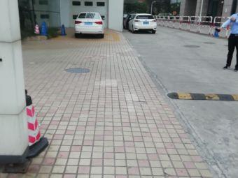 海棠大廈車庫