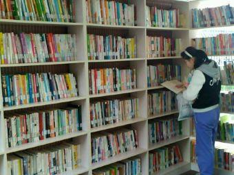 株洲市图书馆自助书屋