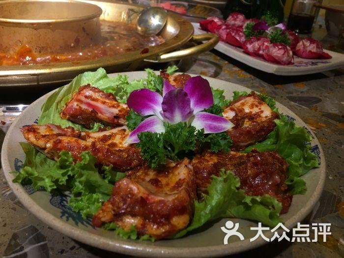 小龙坎老火锅-天香排骨图片-青岛美食-大众点评网