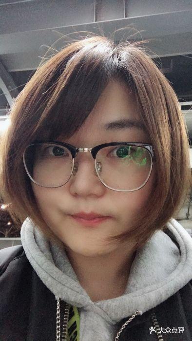 1cm发型大作(莘朱路新娘品质店)人气战定制倪妮发型图片