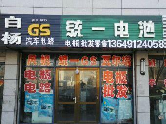 白杨统一GS电池