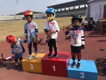 PUKY圣萌骑士儿童平衡车俱乐部(万达广场店)