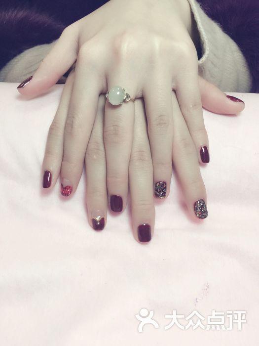玲子韩式定妆美甲美睫-图片-上海丽人-大众点评网