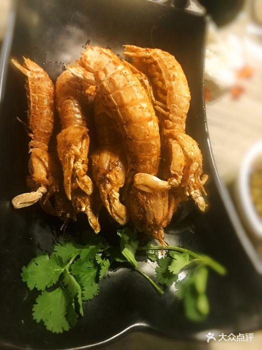 喜爷·打边炉·海鲜火锅皮皮虾图片 - 第7张