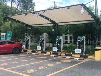 龙岗服务区国家电网电动汽车充电站