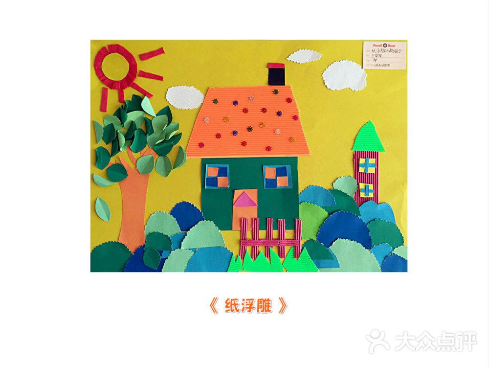 梅江小区 幼儿才艺 少儿美术 铅笔熊儿童创意美术中心  课程类型
