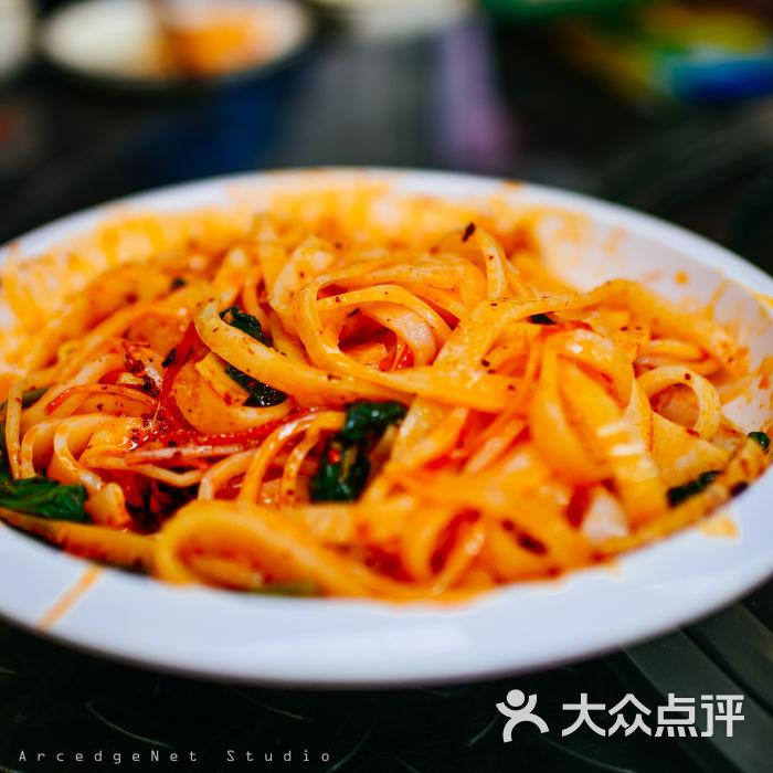 阿记视频火锅超市面皮-蒸山庄图片-宝鸡美食羊肉常用音乐图片
