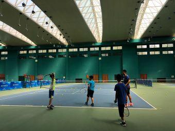 大连国际金融会议中心网球馆