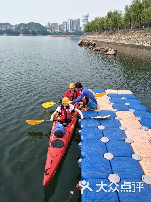 千岛湖湖人皮划艇俱乐部图片-第5张法网球李娜图片