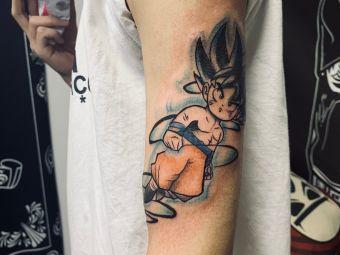 卧轨Tattoo