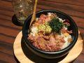 蒜香石锅饭