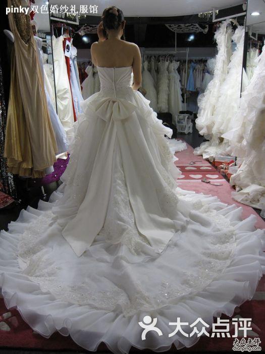 ftp 双色婚纱
