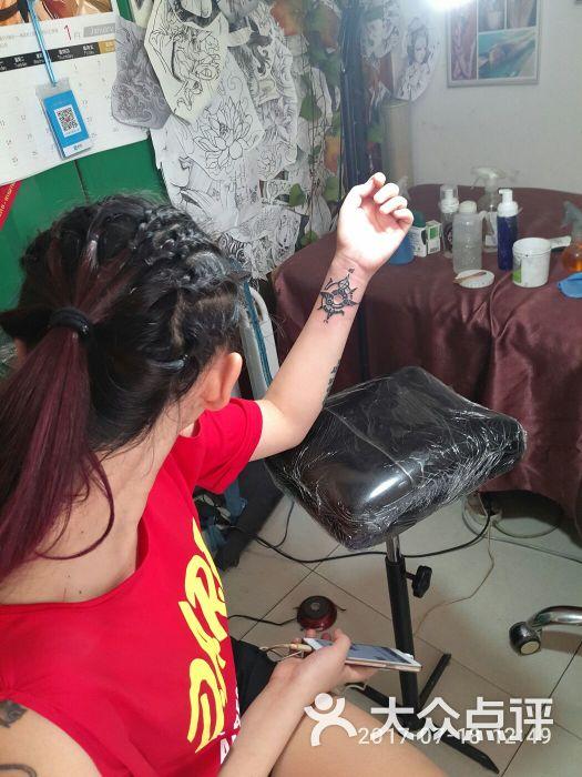 江阴市新桥镇魅痕刺青纹身工作室图片 - 第13张