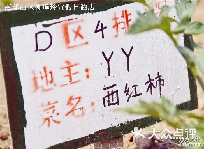 玲宣假日酒店农场标牌图片-北京经济型-大众点评网