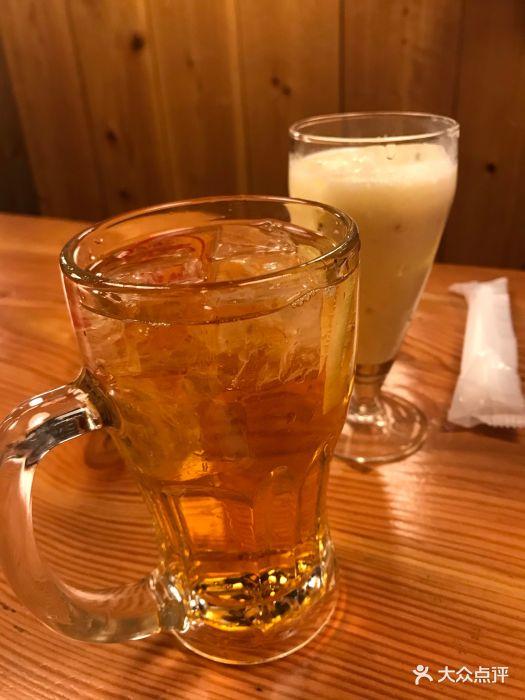 调制威士忌和果味酒