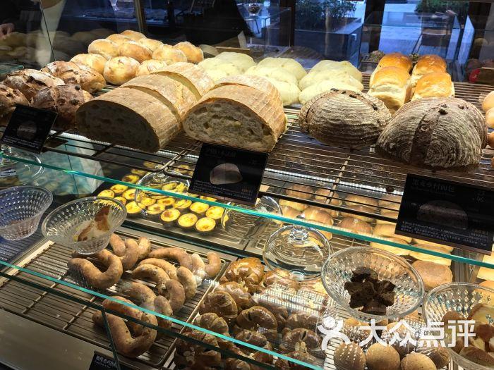 哈肯铺面包hogan bakery面包陈列图片 - 第5173张图片