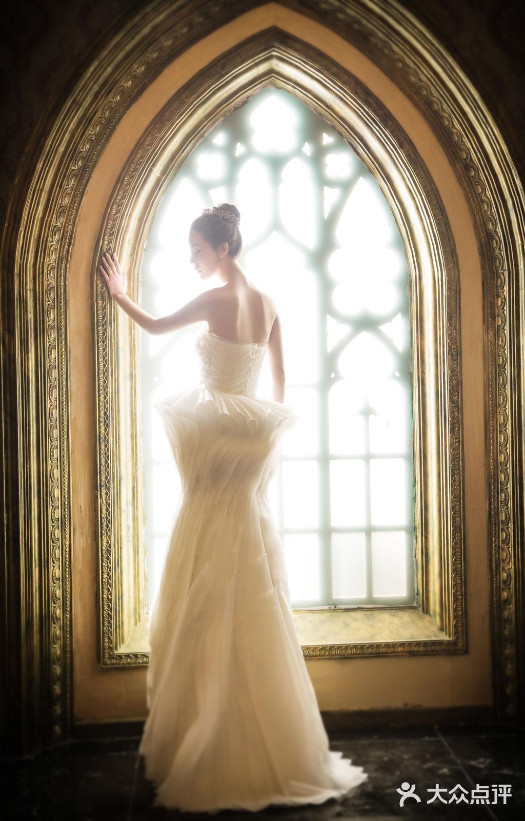 巴黎公主婚纱摄影