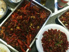 通乐簋街小龙虾的图片