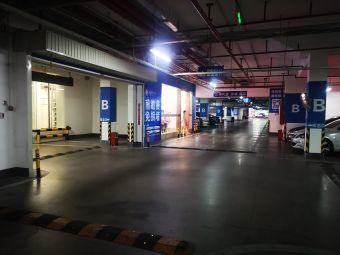 顺盈时代广场停车场