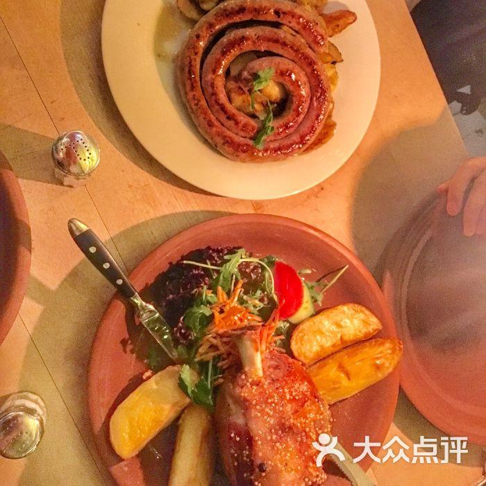 haxenhaus zum rheingarten图片-北京德国菜-大众点评图片