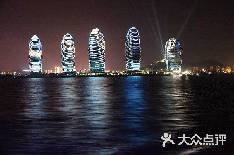 凤凰岛夜景