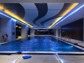 万达文华酒店-健身游泳